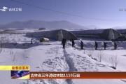 吉林省三年清收林地1110万亩
