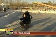 四平:玩雪赏灯闹新春