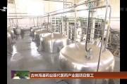 吉林海通药业现代医药产业园项目复工