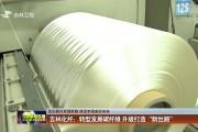 """吉林化纤:转型发展碳纤维 升级打造""""新丝路"""""""
