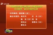 中国民主同盟吉林省第十四届委员会主任委员、副主任委员名单