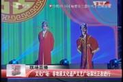 【独家视频】文化广场:非物质文化遗产文艺广场演出正在进行