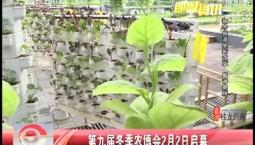第九届冬季农博会2月2日启幕