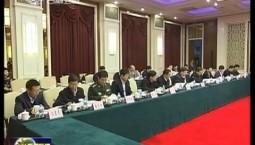 景俊海在指导延边州委常委班子民主生活会时强调 适应新时代持之以恒强化作风建设 践行新思想一心一意推动振兴发展