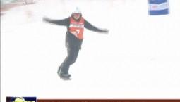 2018年第九届奥地利滑雪赛在吉林市举办