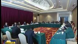 吉林代表团分组审议宪法修正案草案修改稿