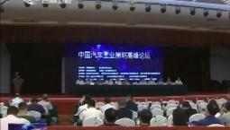 中国汽车工业照明高峰论坛在长春举行
