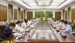 省政府与南山集团举行工作座谈会