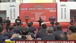 首届中国·扶余花生(四粒红)暨杂粮杂豆产业博览会开幕
