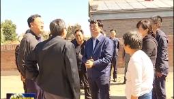侯淅珉到松原市地震灾区视察