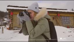 微视频    冰雪里释放激情 欢乐滑雪过新年
