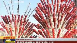 【新春走基层 寻找年味儿】秀美平湖相聚欢 喜气洋洋过大年