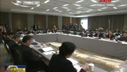 住吉全国政协委员分组讨论全国政协常委会工作报告和提案工作报告