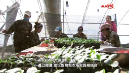 培育新时代的新农民