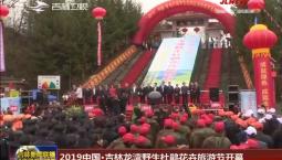 2019中国·吉林龙湾野生杜鹃花卉旅游节开幕