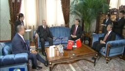[視頻]習近平會見土耳其總統