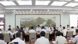 景俊海在省政府重点工作交流会上强调 以先进理念抓实招商引资 以务实作风抓好项目建设