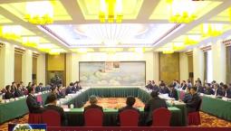 我省代表团赴西藏考察对口支援工作