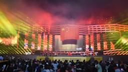 2019东北亚(中国•延边)文化旅游美食周开幕  珲春期待你的到来