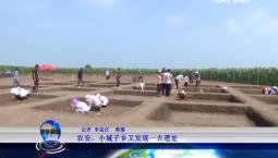 吉林报道 农安:小城子乡又发现一古遗址_2019-08-15