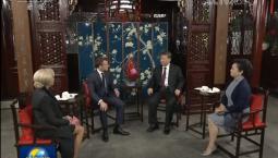 【補充視頻】習近平夫婦在上海會見法國總統馬克龍夫婦