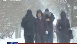 吉林省再次迎来降雪天气