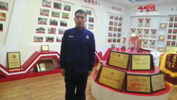 四平市消防救援支队铁西大队英雄大路中队庞建印