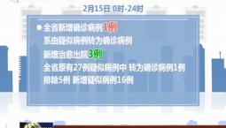 吉林省新增确诊病例1例