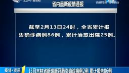 第1报道|吉林省最新疫情通报
