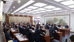 景俊海在全省经济运行视频调度会议上强调 紧盯目标不动摇 全力以赴稳增长 夺取疫情防控和经济社会发展双胜利
