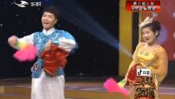二人轉總動員|童聲奪人:孫立冬 張月瑩演繹小帽《小拜年》