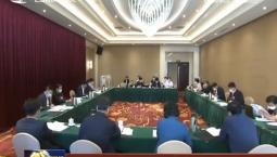 吉林代表团分组审议全国人大常委会工作报告