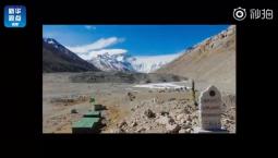 珠峰测绘vlog随行日记丨这次登顶测量,有何深意?