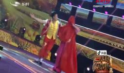 二人轉總動員|勇摘桂冠:郭東昵 趙宏祥表演舞蹈《臘月》