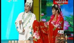 二人转总动员|艺压群雄:顾国栋 刘艳军表演黄梅戏《夫妻双双把家还》
