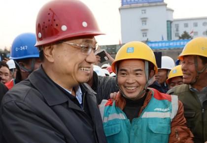 总理的嘱托落实了——让外地农民工温暖回家过大年