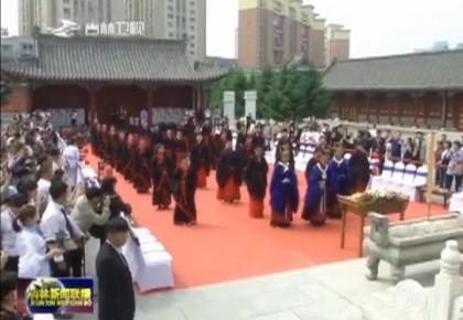 端午节:粽叶裹浓情 龙舟越千年