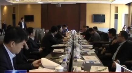 吉林省与沪粤企业家项目洽谈对接活动在长春举行