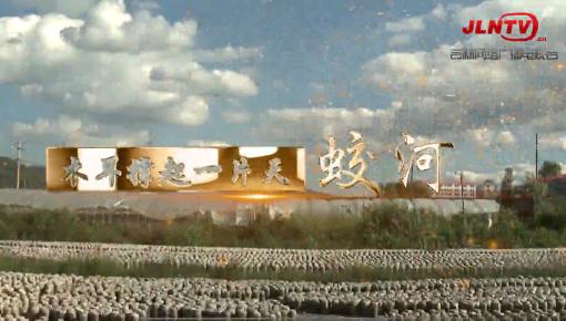 吉林省县域巡礼微视频系列|蛟河:木耳撑起一片天