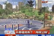 """长春建成首个""""海绵公园"""""""