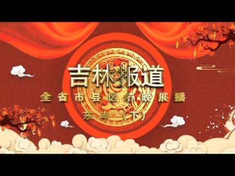 吉林报道|春节特别节目《东丰春晚》下_2019-02-18