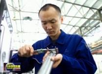 【愛國情 奮斗者——吉林工匠】宿華龍:數控操作工的工匠精神