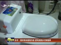 東豐:廁所革命提檔升級 譜寫美麗鄉村新篇章