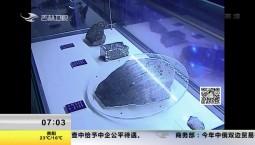 中国·吉林国际陨石博览会开幕