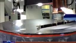 中科院长春光机所成功研制4米量级碳化硅反射镜