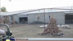 【保护环境 立行立改】松原市依法依规拆除违法建筑