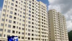 吉林报道 通化市平岗山棚户区改造三期工程主体建设完工