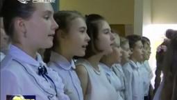 以诗会友 共叙情谊 中俄青年学生诗歌朗诵会举办