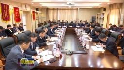 景俊海在省商务厅调研时强调 解放思想 精心策划 高效服务 抓住招商引资核心促进内外贸和消费增长