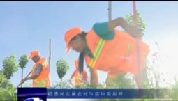 吉林报道|镇赉县实施农村生活垃圾治理